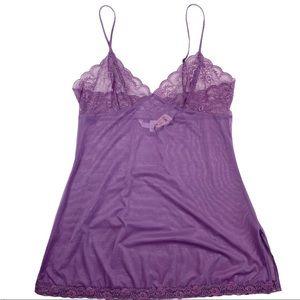 Victoria's Secret Lace Sheer Nightie Slip